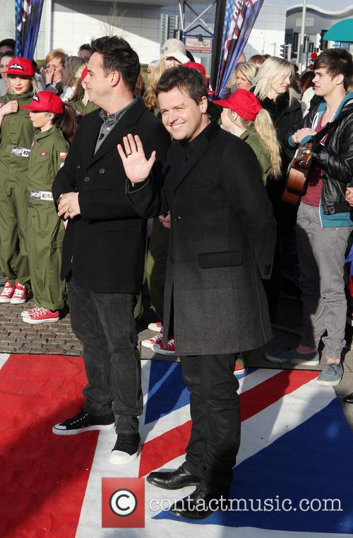 Ant N Dec, Anthony Mcpartlin and Declan Donnelly 2