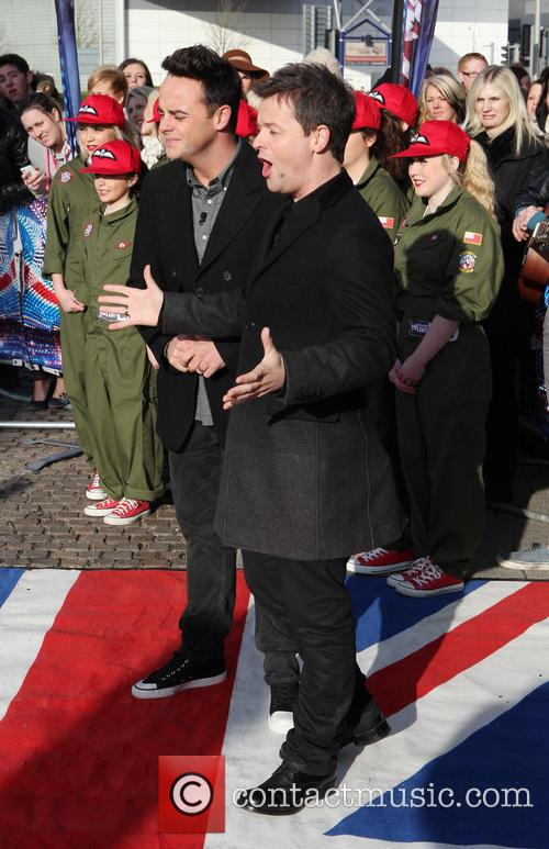 Ant N Dec, Anthony Mcpartlin and Declan Donnelly 3