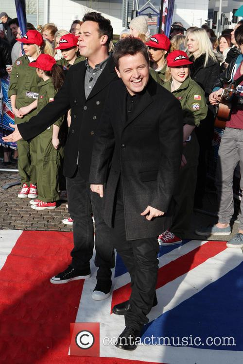 Ant N Dec, Anthony Mcpartlin and Declan Donnelly 5