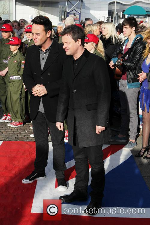 Britain's Got Talent and Cardiff 2