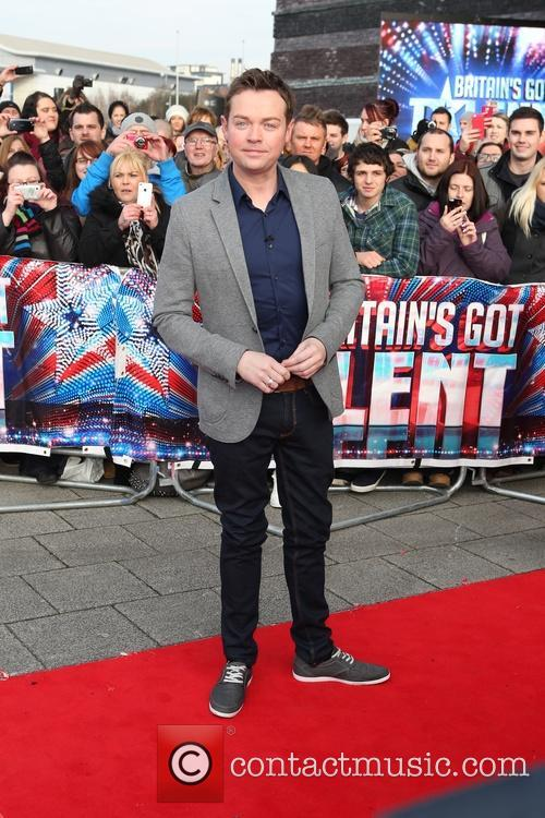 'Britain's Got Talent' auditions in Cardiff Cardiff Wales...