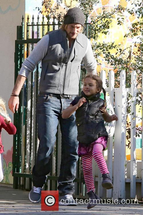 Gabriel Aubry and Nahla Aubry 4