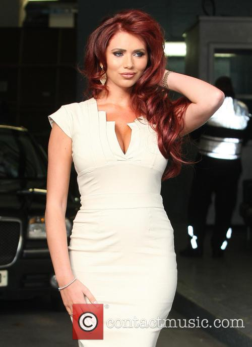 Amy Childs - ITV celebs London United Kingdom...