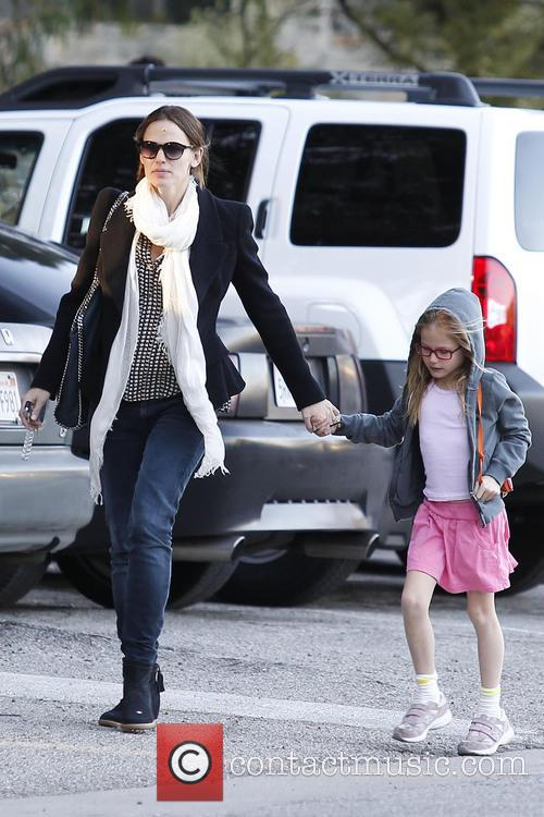 Jennifer Garner and Violet Affleck - Jennifer Garner...