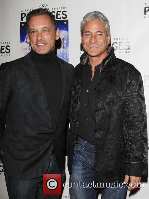 John Chaillot, Greg Louganis, Pantages Theater