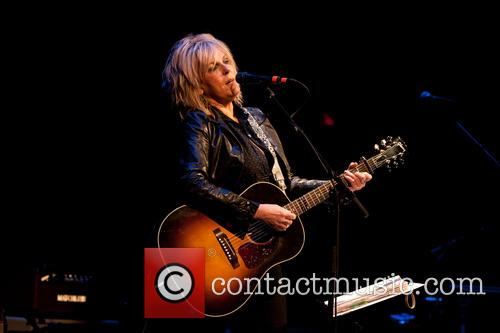 Lucinda Williams - Lucinda Williams performing her 'Blessed'...
