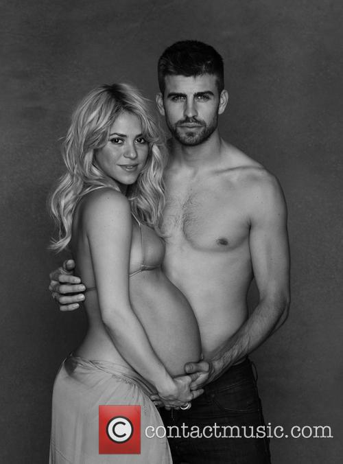 Shakira And Gerard Pique, UNICEF