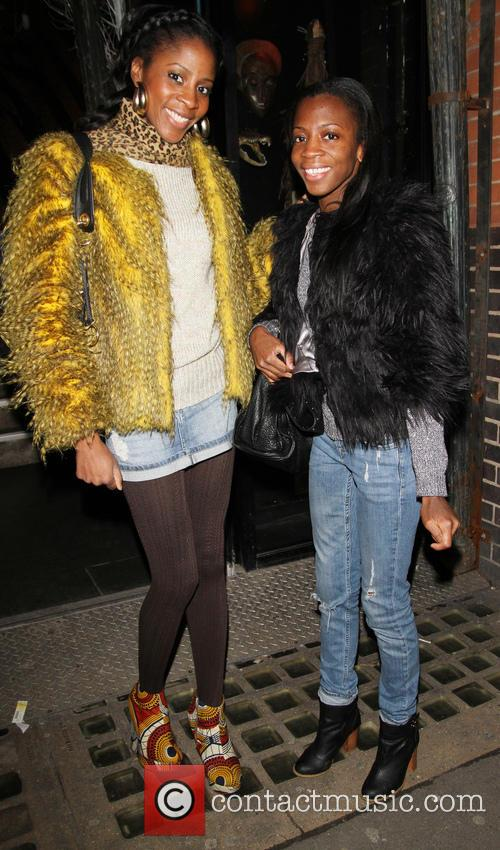 Dionne Gooding - Solange Knowles at XOYO London...