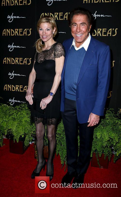 Andrea Wynn and Steve Wynn 3