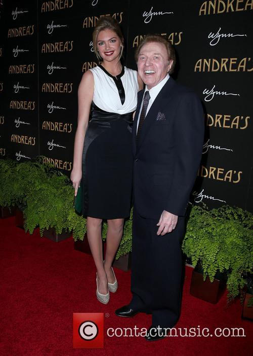 Kate Upton and Steve Lawrence 2