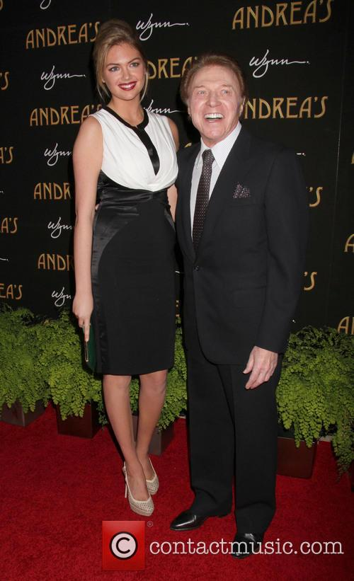 Kate Upton and Steve Lawrence 6