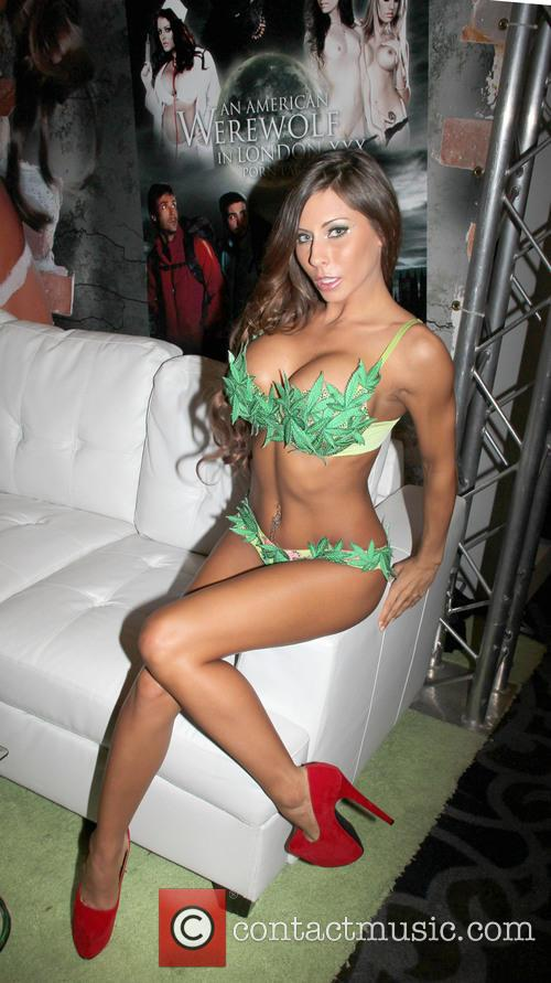 madison ivy - AVN 2013 at Hard Rock...