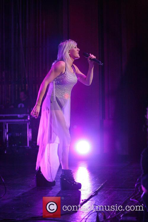 Ellie Goulding at the Jackie Gleason Theater