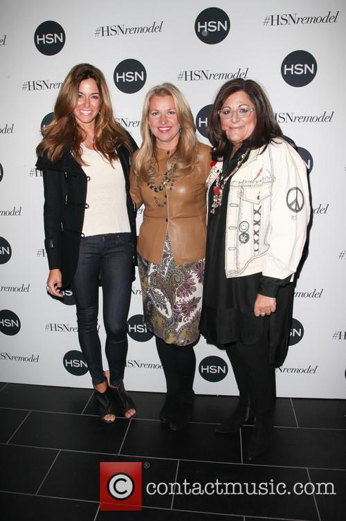 Kelly Bensimon, Andrea Canning and Fern Mallis 5