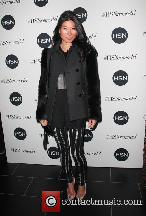Monika Chiang - HSN Celebrates Digital Redesign New...