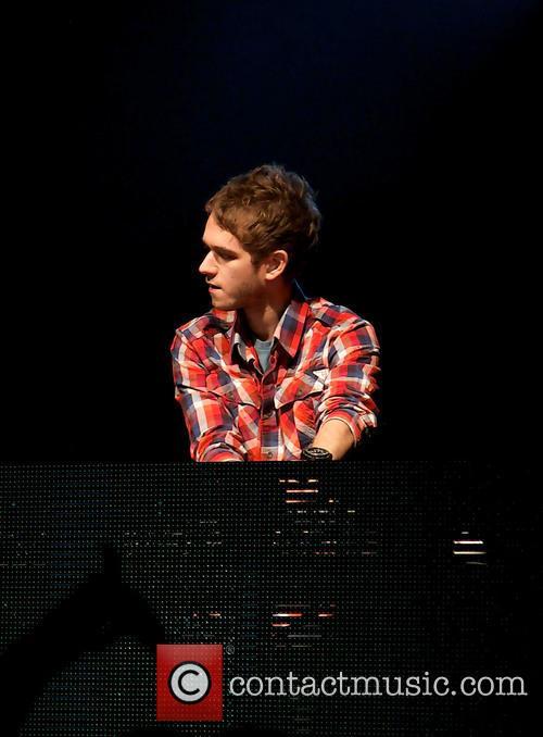 Zedd and Anton Zaslavski - MTV 2013 Artists...