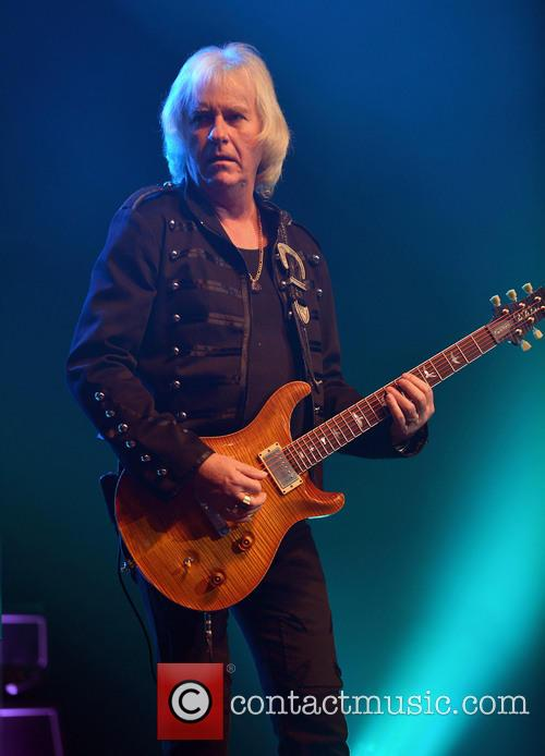 Mick Ralphs - Paul Rodgers performs at Hard...