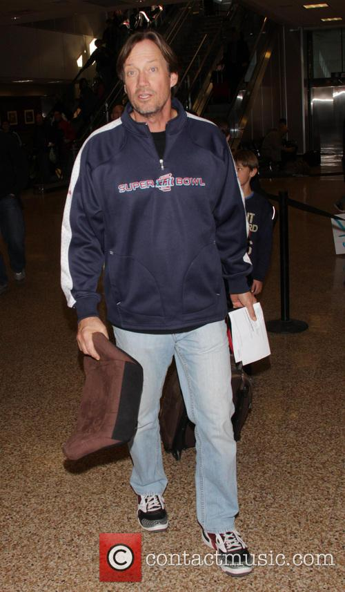 Kevin Sorbo and Salt Lake City Airport 3