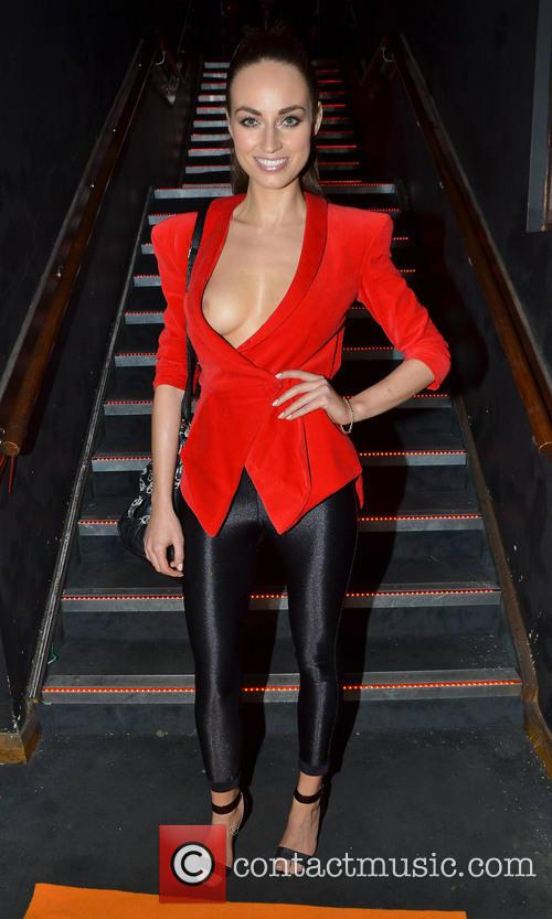 Daniella Moyles: Most Ridiculous Wardrobe Malfunction Ever? (Pictures