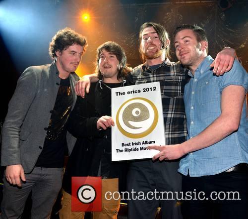 The Riptide Movement - Best Irish Album 3