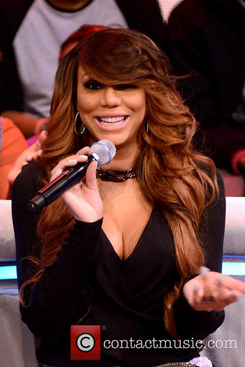 tamar braxton celebrities attend bet's 106 and park 3457162