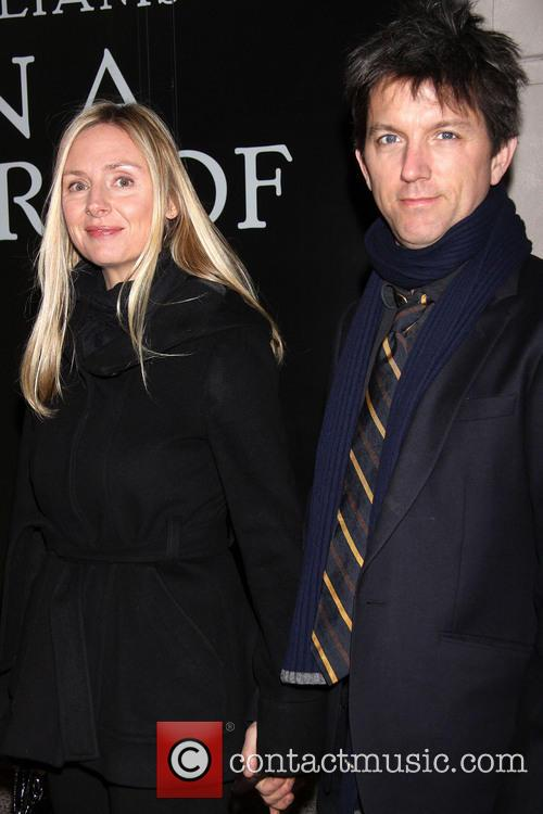 Hope Davis and Jon Patrick Walker 7