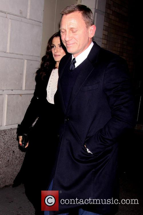 Rachel Weisz and Daniel Craig 10