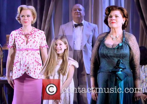 'Cat On A Hot Tin Roof' Curtain Call
