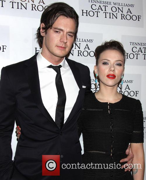 Benjamin Walker and Scarlett Johansson 1