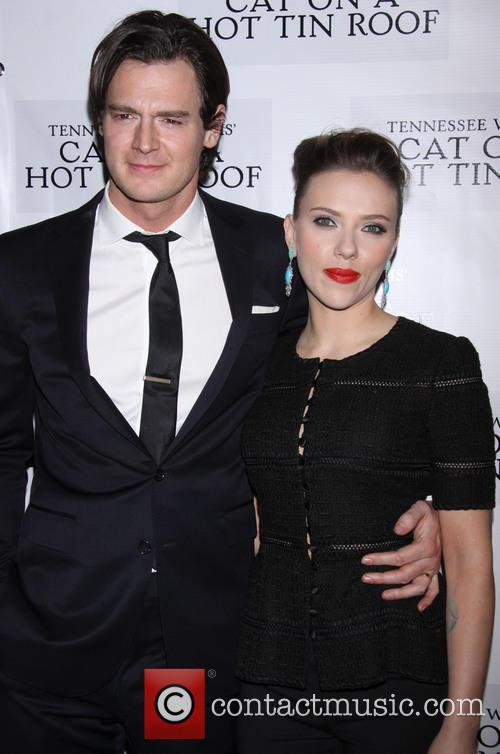 Benjamin Walker and Scarlett Johansson 4
