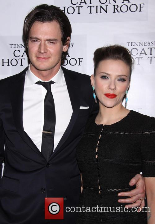 Benjamin Walker and Scarlett Johansson 5