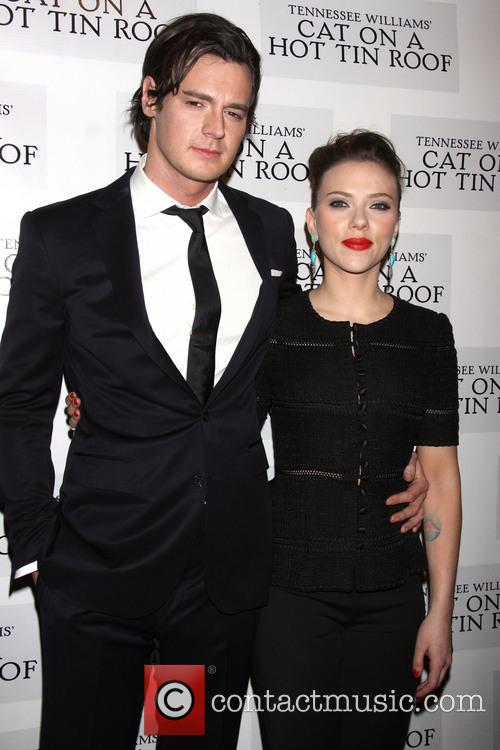 Benjamin Walker and Scarlett Johansson 7