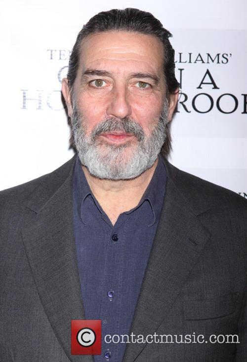 Ciaran Hinds takes on the role of the villainous Steppenwolf in 'Justice League'