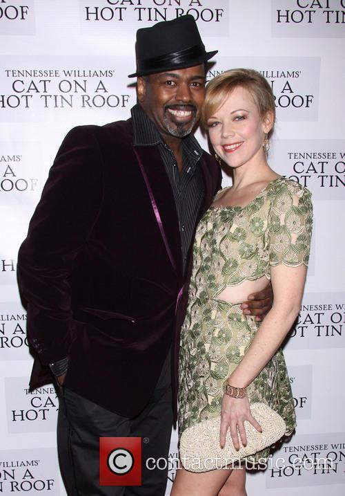 Lance Roberts and Emily Bergl 1