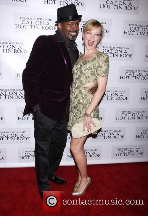 Lance Roberts and Emily Bergl 2