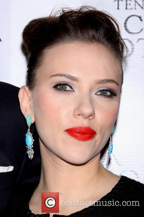 Scarlett Johansson, Cat on a Hot Tin Roof Premiere