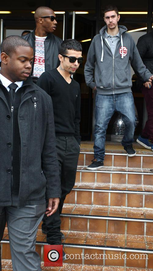 Dappy leaves court