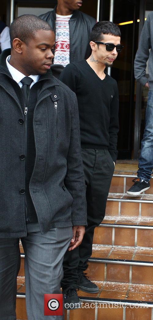 NDubz star Dappy found guilty of affray in...