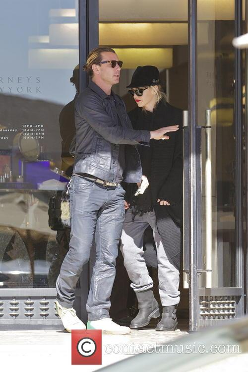 Gwen Stefan and Gavin Rossdale 5