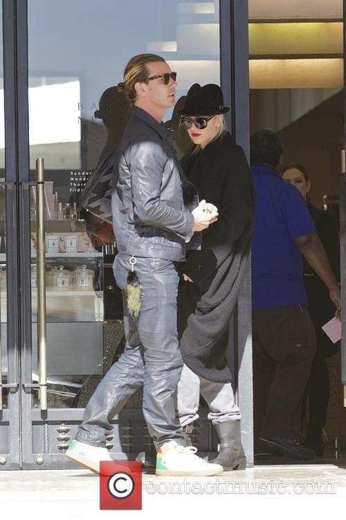 Gwen Stefan and Gavin Rossdale 1