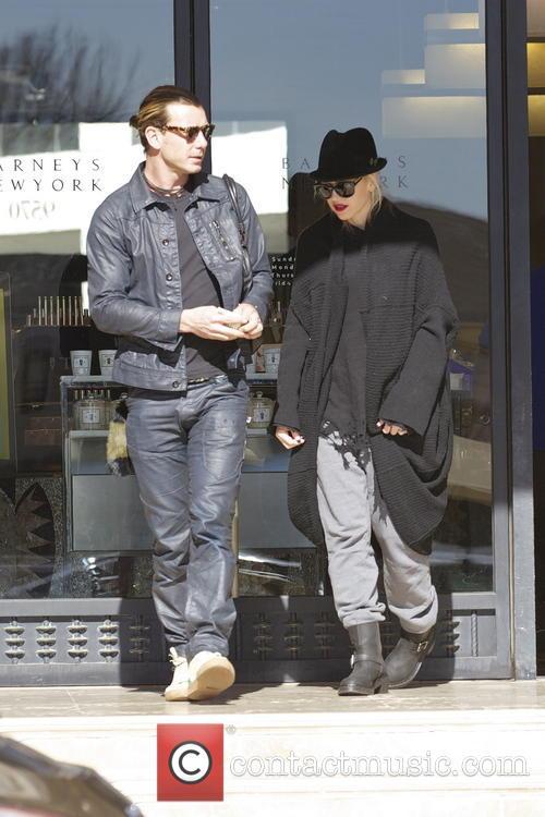 Gwen Stefan and Gavin Rossdale 12