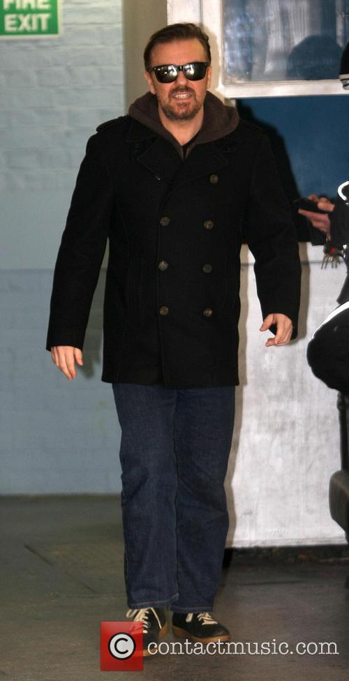 Ricky Gervais ITV