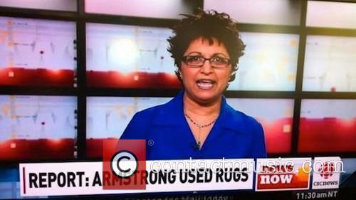 Hilarious Cbc News and Lance Armstrong 1