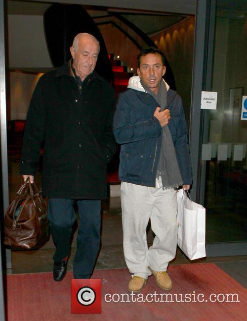 Len Goodman and Bruno Tonioli 5
