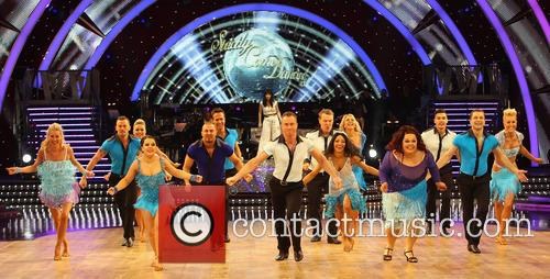Artem Cingvintsev, Phil Tufnell, James Jordan, Robin Windsor, Pasha Kovalev, Louis Smith, Michael Vaughan, Fern Britton, Karen Hauer, Denise Van Outen, Lisa Riley, Dani Harmer, Ola Jordan, Natalie Lowe, Strictly Come Dancing Tour