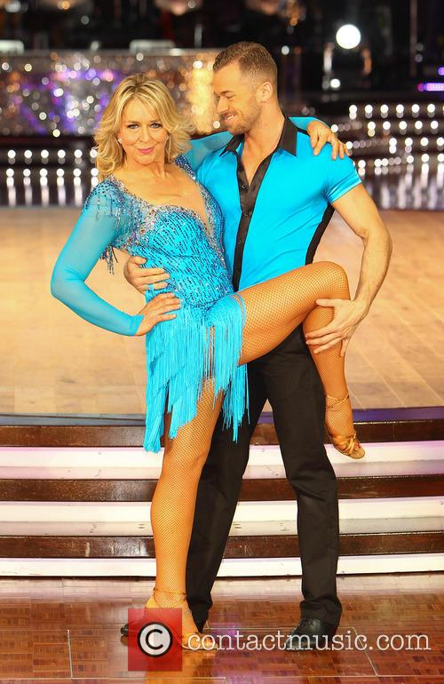 Fern Britton and Artem Cingvintsev 4