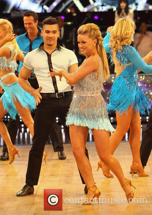 Ola Jordan and Louis Smith 2