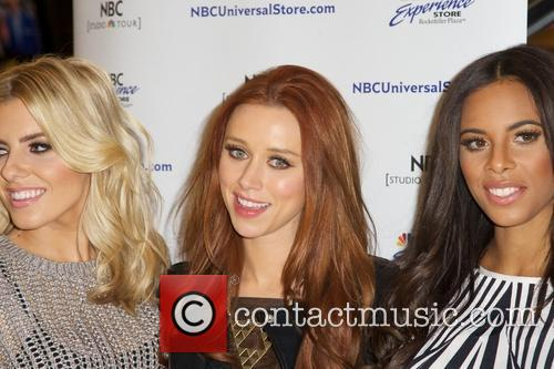 Mollie King, Una Healy and Rochelle Humes 9