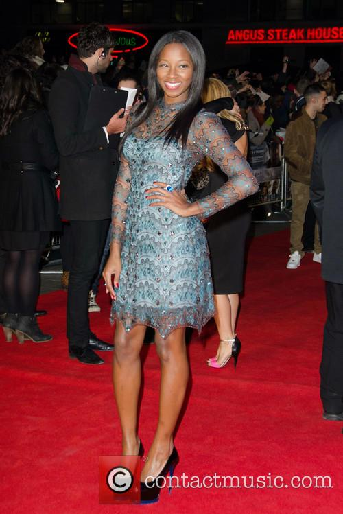 jamelia uk premiere of 'flight' 3457147