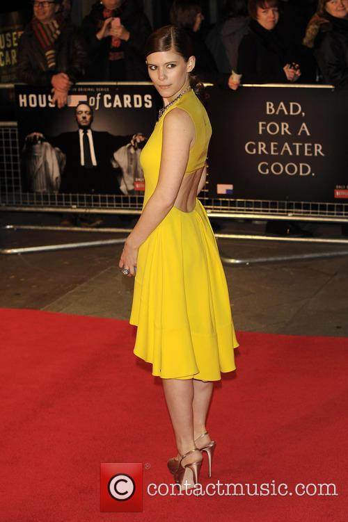 House of Cards TV premiere